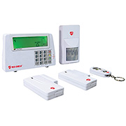 Red Shield WS-103/Radio-controlled Motion Sensor Detector Indoor for wireless Alarm System WS-100